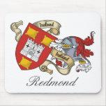 Redmond Family Crest Mouse Mat