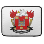 Redmond Family Crest Sleeves For MacBook Pro