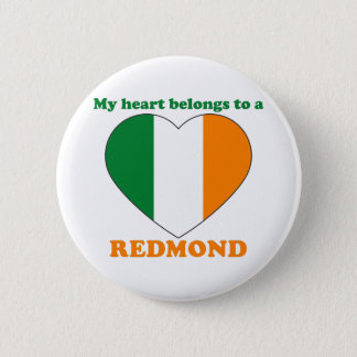 Redmond Pinback Button