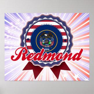 Redmond, UT Poster