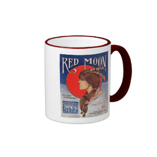 Redmoon Two Step Intermezzo 1908 Ringer Mug