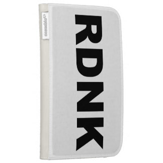 Redneck Abr.png Kindle Folio Cases