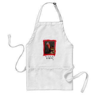 redneck adult apron