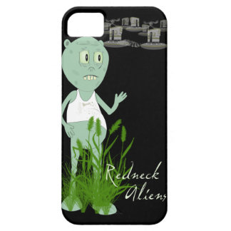 Redneck Aliens iPhone 5 Barely There Case
