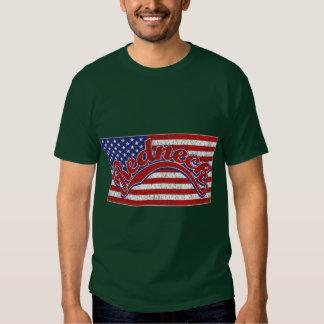 Redneck and Flag Tee Shirt