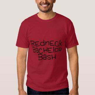Redneck Bachelor Bash T Shirt