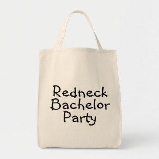 Redneck Bachelor Party Tote Bag