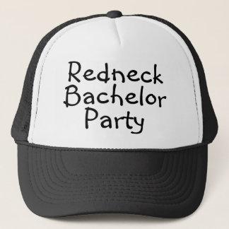Redneck Bachelor Party Trucker Hat