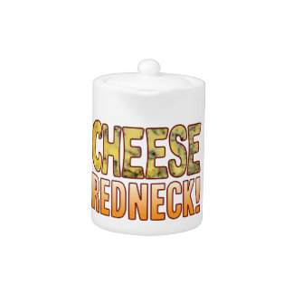 Redneck Blue Cheese Teapot
