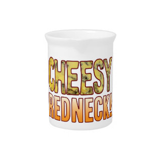 Redneck Blue Cheesy Drink Pitchers