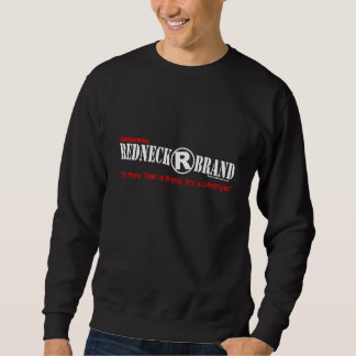 Redneck Brand Lifestyle sweat shirt dark colors