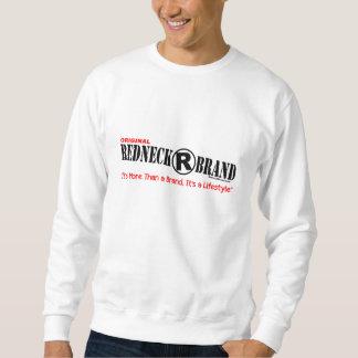 Redneck Brand light colors sweat shirt lifestyle