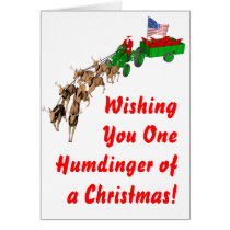 Redneck Christmas Card