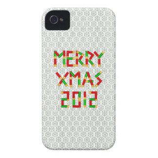 Redneck Christmas Case-Mate iPhone 4 Case