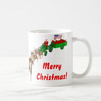 Redneck Christmas Coffee Mug
