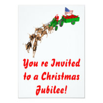 Redneck Christmas Invite