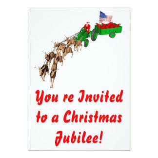 Redneck Christmas Invite