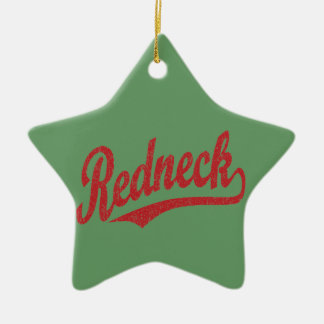 Redneck Christmas Ornaments