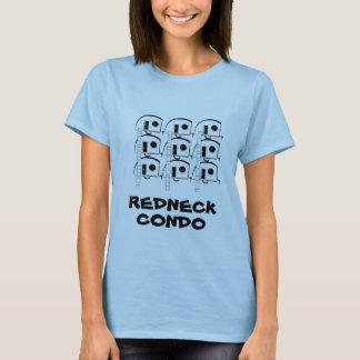 REDNECK CONDO t-shirt