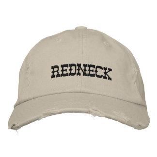Redneck Embroidered Hat