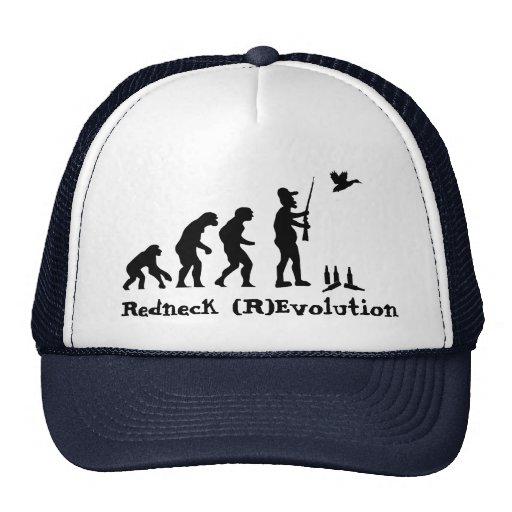 Redneck Evolution or Revolution Mesh Hats