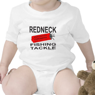REDNECK FISHING TACKLE T-SHIRTS AND GIFTS
