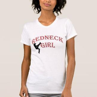 Redneck Girl Ladies Petite T-Shirt