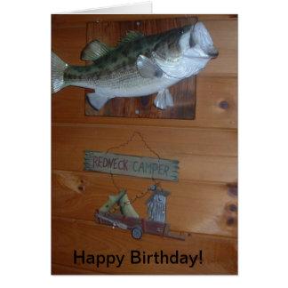 Redneck Birthday Cards Greeting Photo Cards Zazzle