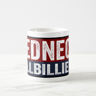Redneck Hillbillies Website Wraparound Logo Coffee Mug