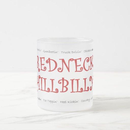 Redneck Hillbilly Beer Mug