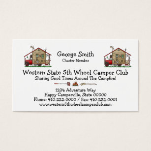 Keychain business cards templates zazzle redneck hillbilly camper keychains business card colourmoves
