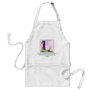 Redneck Hillbilly Canopy Adult Apron