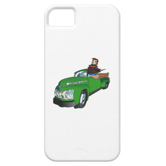 REDNECK IN A PICKUP iPhone 5 COVERS