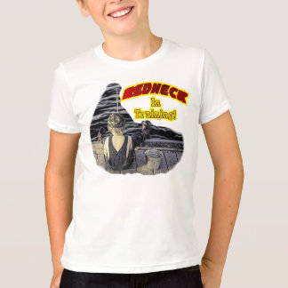 Redneck in Training Kids T-Shirt