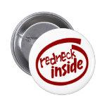 redneck inside Button