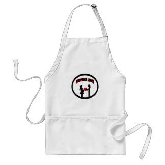Redneck Love Adult Apron
