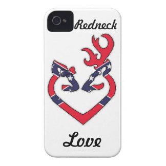 Redneck love iPhone 4 cover
