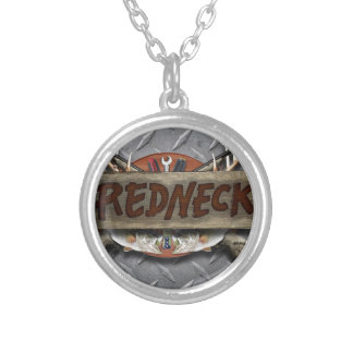 Redneck Personalized Necklace