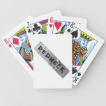 REDNECK PLAYING CARDS