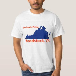 Redneck Pride shirt. Woodstock, VA T Shirts