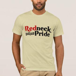Redneck Pride Yeehaw Parody T-Shirt