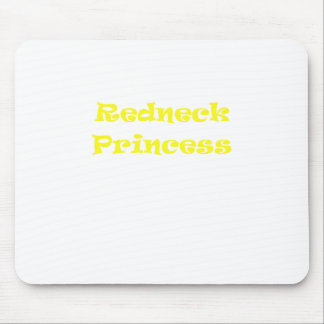 Redneck Princess Mouse Pad