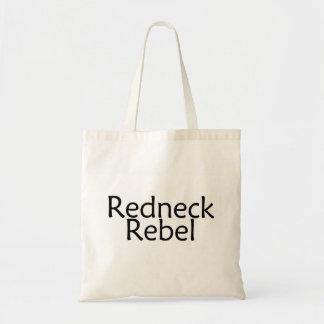 Redneck Rebel Tote Bag