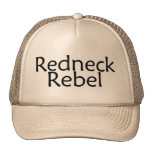 Redneck Rebel Trucker Hat