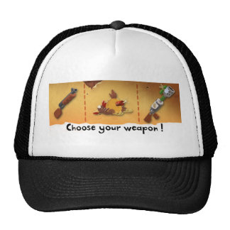 Redneck Revenge Weapons Hat