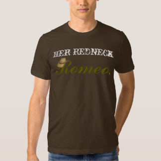 Redneck Romeo T Shirts