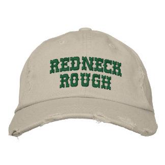 REDNECK ROUGH - DISTRESSED LOOK BASEBALL CAP