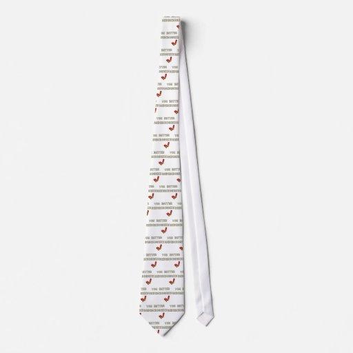 Redneck Tie