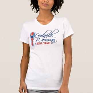 Redneck woman t-shirt