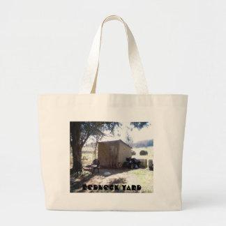 gay yard tote bag